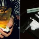 ¿Qué pasa cuando se mezcla alcohol y cocaína?