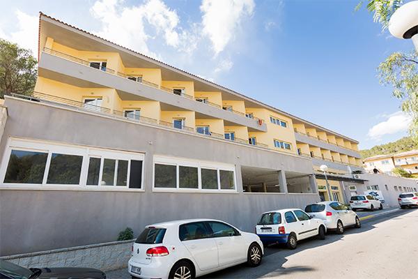 Imagen exterior centro terapeutico