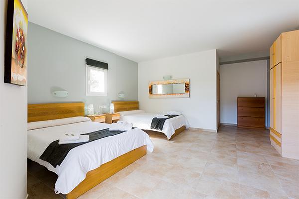 Imagen habitacion suite centro terapeutico