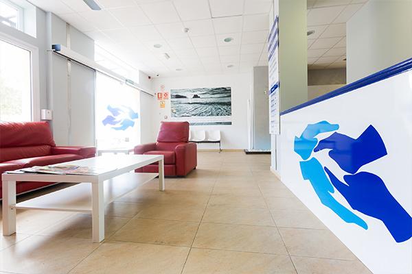 imagen recepcion centro terapeutico