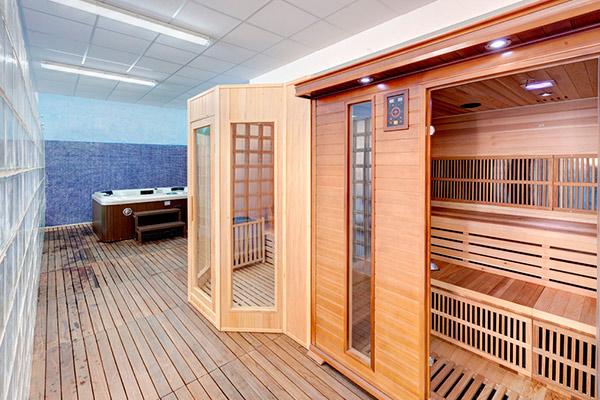Imagen sauna centro terapeutico