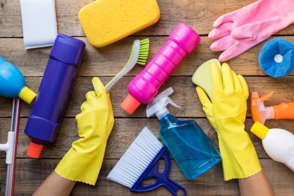 adicción a la limpieza