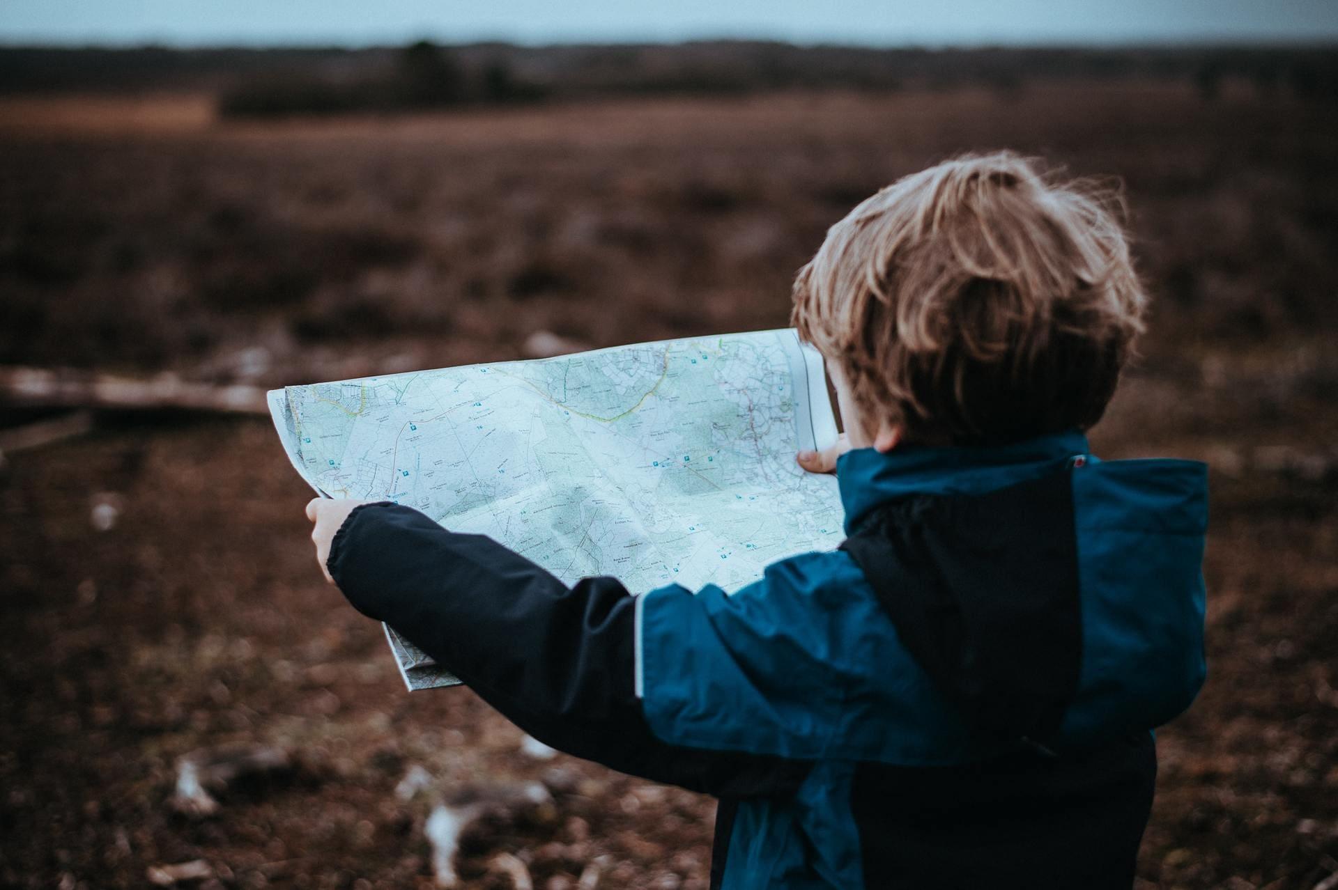niño mapa