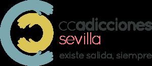 Logo CCADicciones Sevilla con lema
